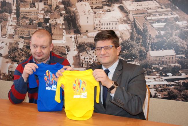 Grzegorz Mackiewicz i Dariusz Kamieniak