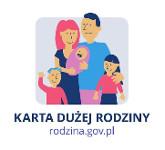 Logo Ogólnopolskiej Karty Dużej Rodziny