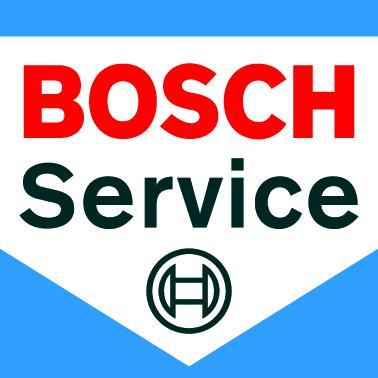 logo erwisu samochodowego Bosch Car Service