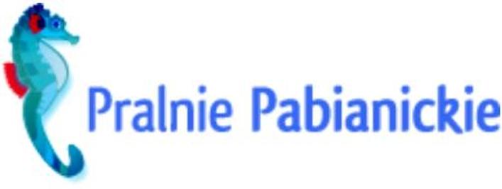 logo firmy Pralnie Pabianickie