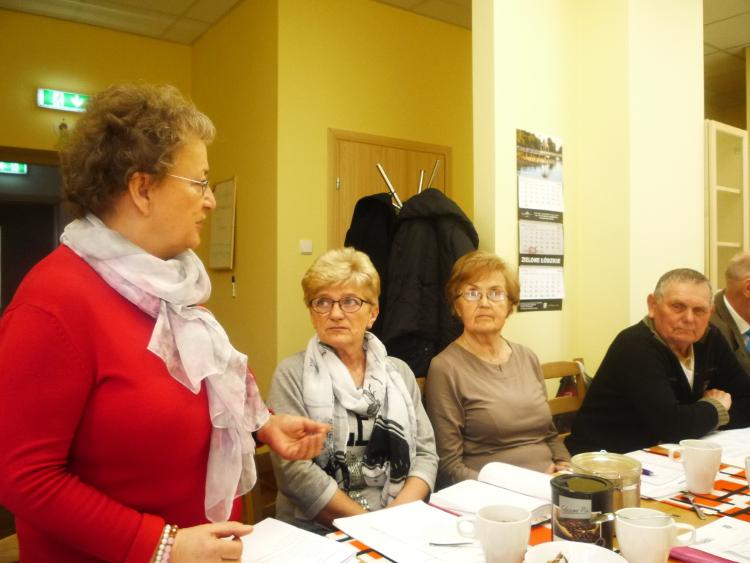 Przedstawienie nowego członka Miejskiej Rady Seniorów