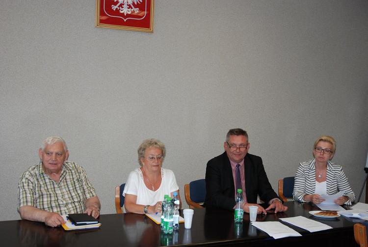 wybory prezydium Rady