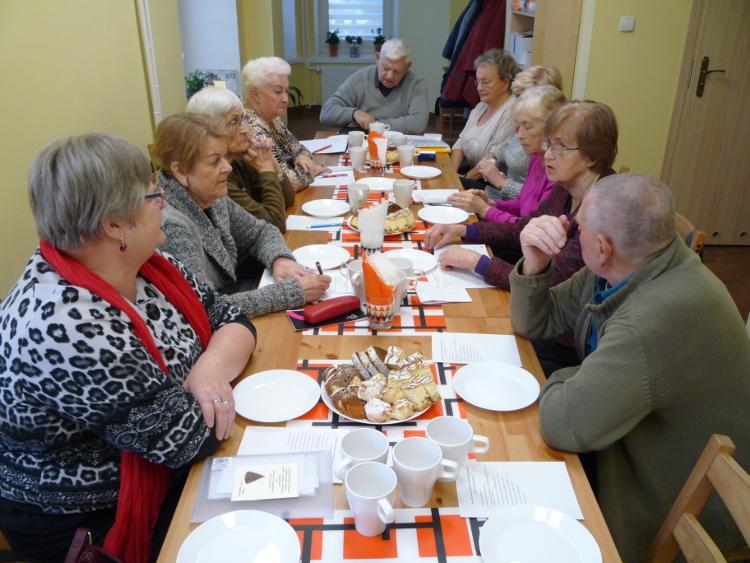 Spotkanie Miejskiej Rady Seniora