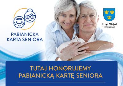 wzór Pabianickiej Karty Seniora