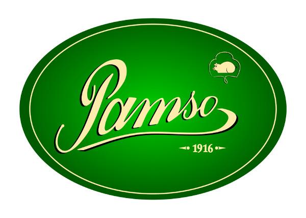logotyp Pamso