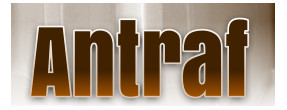 logotyp Antraf