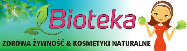 logotyp Bioteka