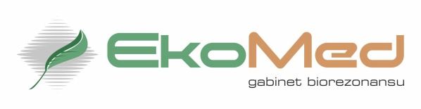 Logo firmy Ekomed