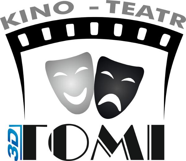logotyp Kino Tomi