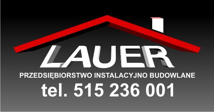 Logo firmy Lauer