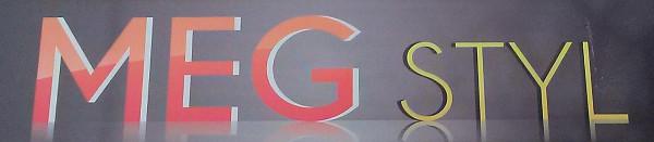 logotyp Meg Styl