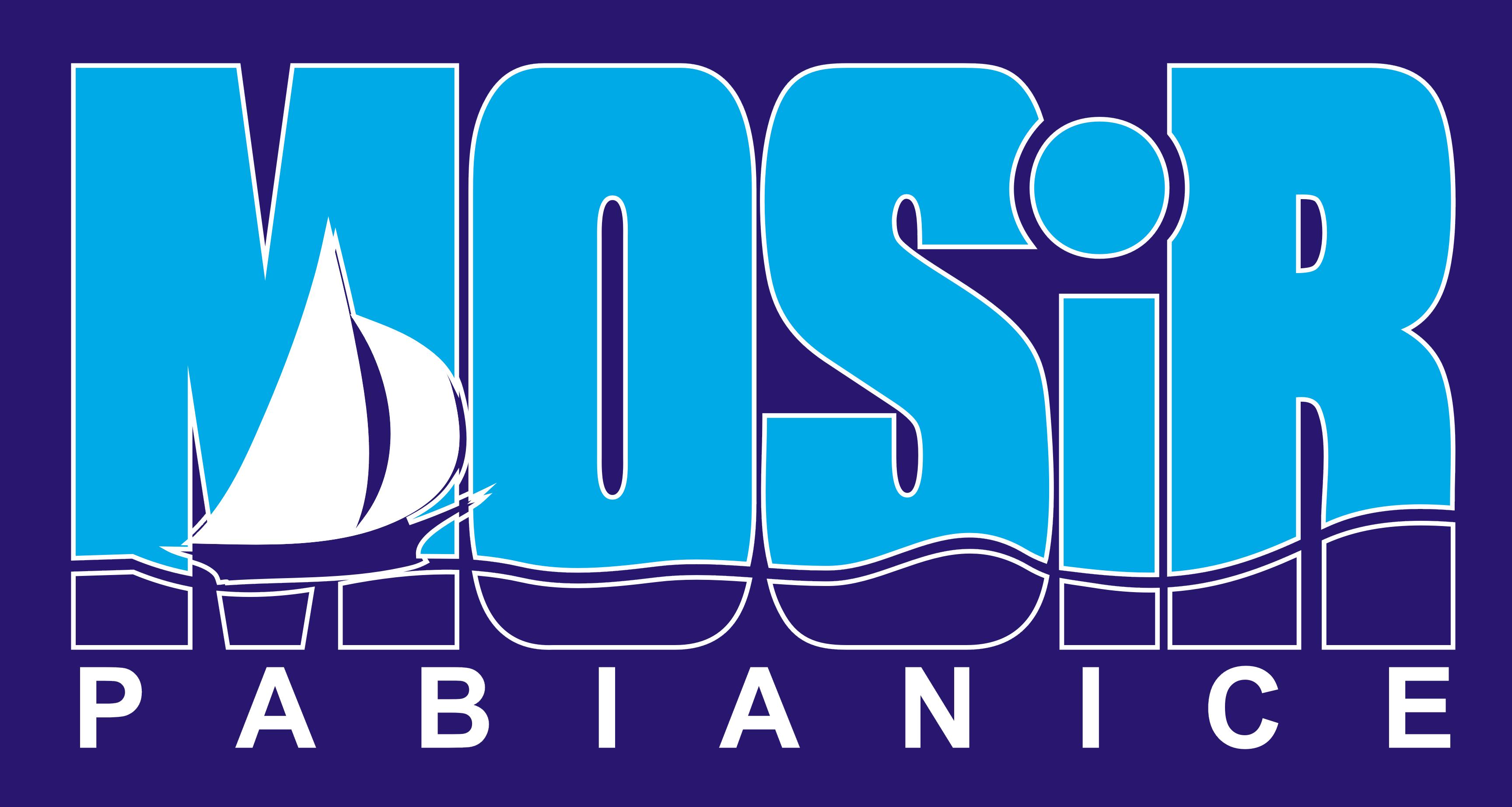 logotyp Miejski Ośrodek Sportu i Rekreacji