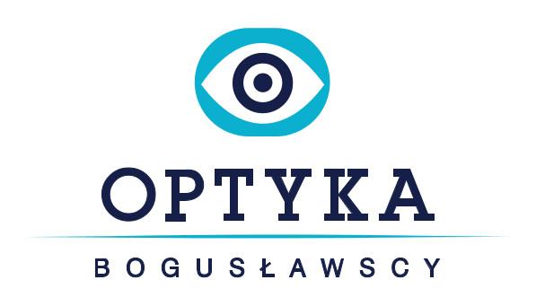 logotyp Optyka Bogusławscy
