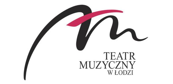 logotyp Teatr Muzyczny w Łodzi