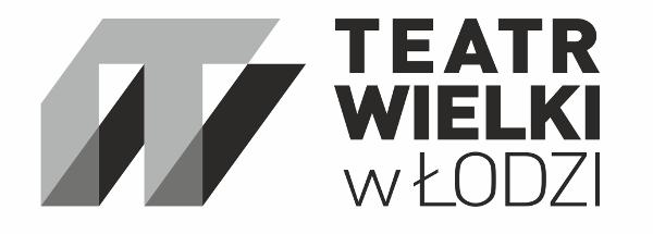 logotyp Teatr Wilelki w Łodzi