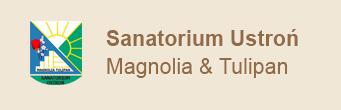 Logo Sanatorium Ustroń Magnolia i Tulipan