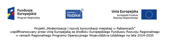 Fundusze Europejskie Programy Regionalne, Promuje Łódzkie, Unia Europejska Europejski Fundusz Rozwoju Regionalnego