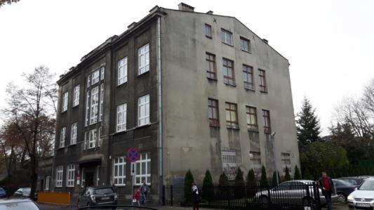widok Przedszkola nr 11 przed modernizacją