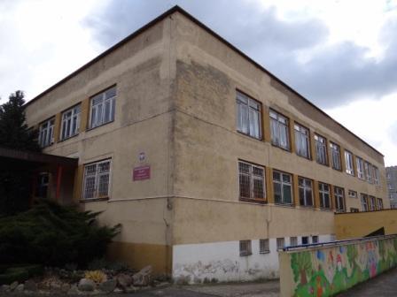 widok Przedszkola nr 13 przed modernizacją
