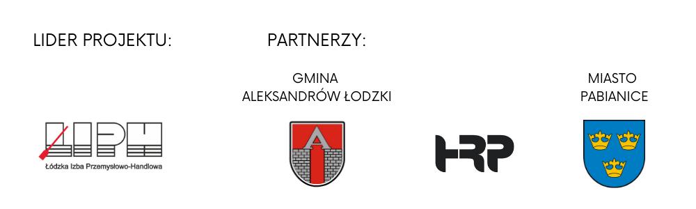 loga Łódzka Izba Przemysłowo-Handlowa, Gmina Aleksandrów Łódzki, HRP, Miasto Pabianice