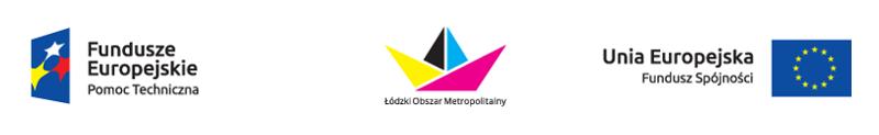 Pomoc Techniczna Narodowa Strategia Spójności, Łódzki Obszar Metropolitarny, Unia Europejska Europejski Fundusz Rozwoju Regionalnego