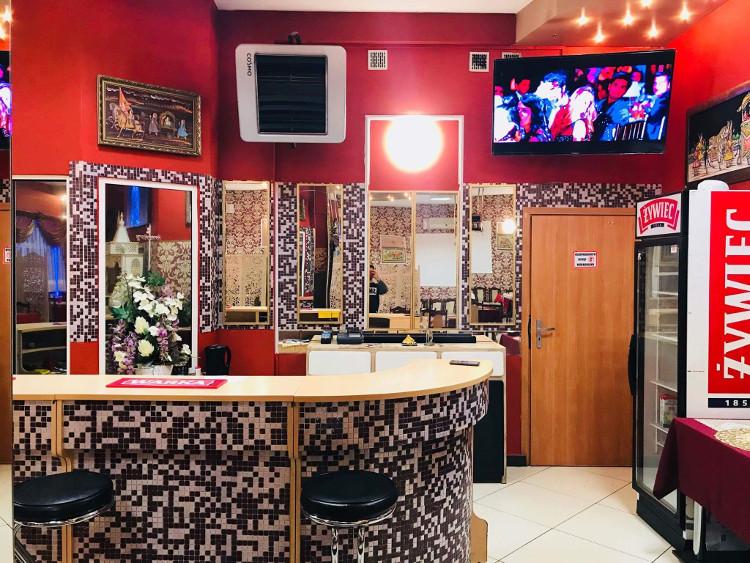 Restauracja Bollywood Chilli bufet