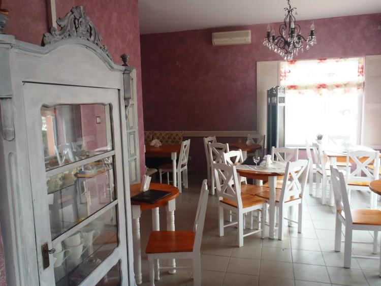 Kawiarnia Palarnia Kawy Coffee House sala