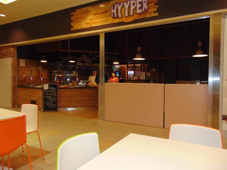 Pizzeria Hyyper bufet