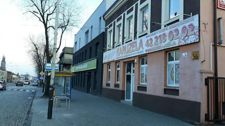 Pizzeria Karuzela budynek