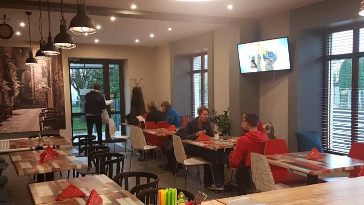 Pizzeria LaVega sala