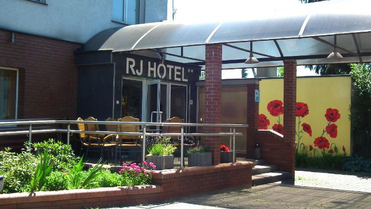 RJ Hotel budynek