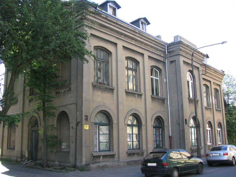 ul. Wyszyńskiego budynek
