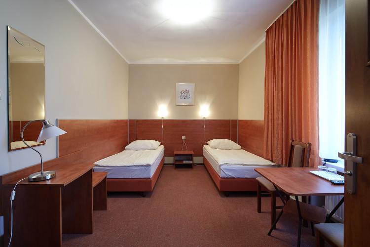 Hotel Włókniarz pokój