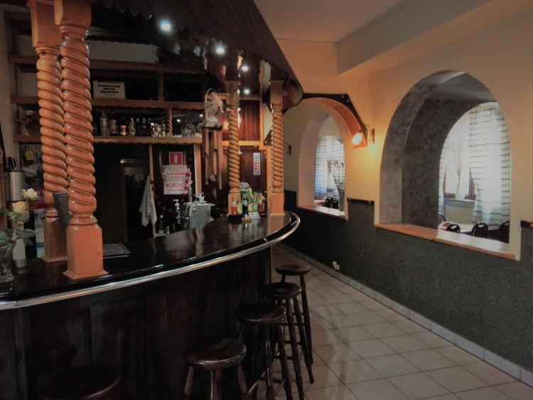 Restauracja Zajazd bufet